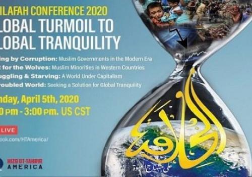 """Amerika: Online-Kalifatkonferenz 2020: """"Vom globalem Tumult zur globalen Ruhe"""""""