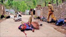 کشمیر په زور اشغال شو او د پاکستان د وسله والو ځواکونو د جهاد په زور به ازاد شي