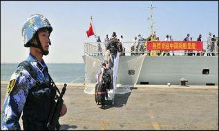 چین در صدد ایجاد پایگاه نظامی در پاکستان است