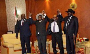 توافقنامهی تقسیم قدرت در جنوب سودان