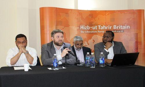 """بریتانیا: کنفرانس زیر نام """"خاور میانه بدون یهود- نقشۀ راه آینده"""""""