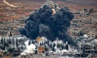 غیرنظامیان با خون شان در دیرالزور، تاوان نشست حکام مسلمانان را با قاتلین شان در میز مذاکرات میپردازند!