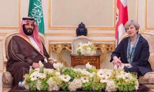 عربستان سعودی وعدۀ میلیونها دالر را به انگلیس نمود