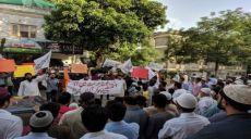 راهپیماییهای بزرگ مردمی بخاطر انسجام ارتش پاکستان برای آزادسازی الاقصی
