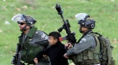 زنان و اطفال ما در معرض زندانی شدن و بازداشت هستند، حالآنکه حکمرانان مسیر عادیسازی(روابط با دولت یهود) و غدر را دنبال میکنند!