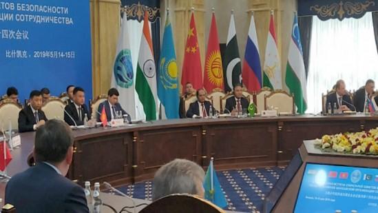 """Bişkek'te """"Orta Asya'da Aşırılık Sorunu"""" Tartışıldı"""