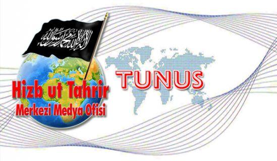 Hükümet, Ülkenin Servetlerini Peşkeş Çektikten Sonra Şimdi de Amerika ve NATO Eliyle Ülkeye Yıkım Getiriyor, Tunus'un Ajanlar ve Zayıflar Eliyle Yıkılışını Önlemek Üzere Bizimle Birlikte Allah'a Söz Verin