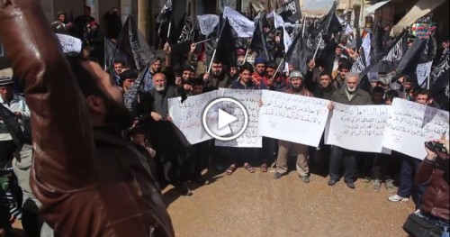 Suriye Vilayeti: Şam Devriminin Azim ve Kararlılığını Tasdiklemek İçin Killi'de Gösteri