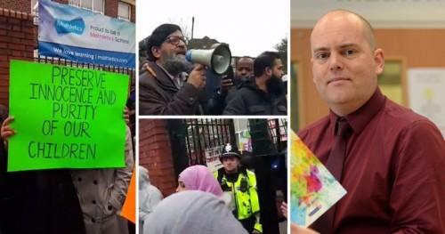 Müslüman Ebeveynler ve Diğerleri Çarpık Liberal İdeolojiye Direniyor