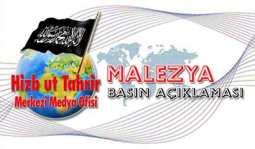 Hizb-ut Tahrir / Malezya Sözcüsünün ve Bir Üyenin Gözaltına Alınması
