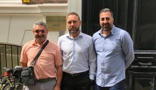 Hollanda: Pakistan Büyükelçiliğine Giden Heyet, Naveed Butt'un Zorla Kaçırılmasına Son Verme Çağrısında Bulundu