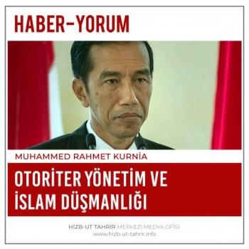 Otoriter Yönetim ve İslam Düşmanlığı