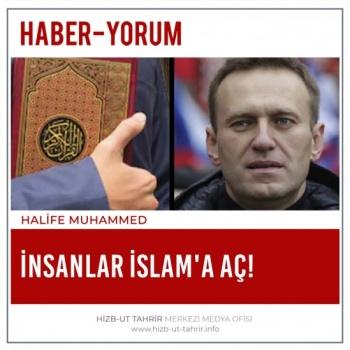 İnsanlar İslam'a Aç!